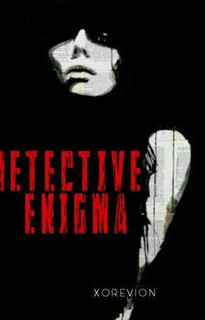 Detective Enigma by xorevion