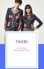 Oneshoot Taebi couple. by Parishcaa
