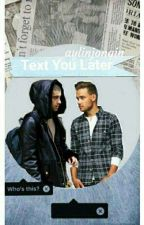 text you later | tłumaczenie | ziam by cheerful_leprechaun
