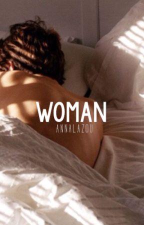 Woman by annalazou