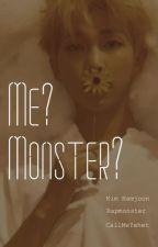 Me? Monster? {Yandere Namjoon X Reader} FF by CallMeYehet