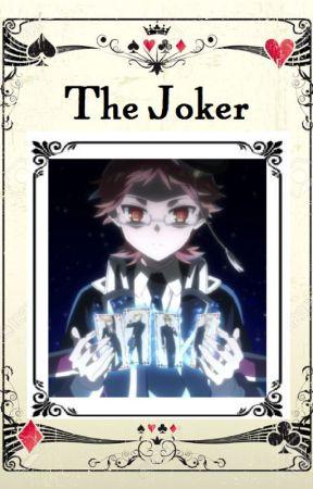 The Joker Card   Heine X Reader by MrPokerFace55