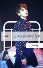 「 my new neighbors; 」 by z_stky