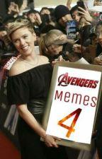 Avenger Memes 4 by BookNerd2410