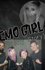 Emo girl (Shitty Story) by Barca_Biersack