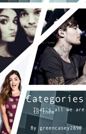 Categories (Louis Tomlinson Punk) by greencasey2890