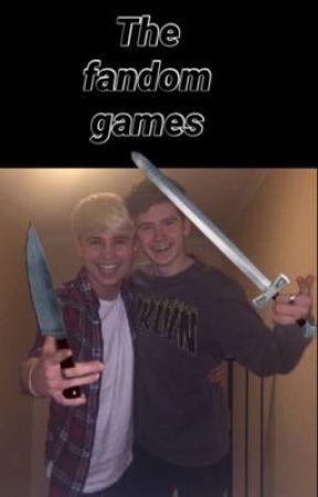 The fandom games - a Jacklyn fan fiction  by RoadTripFanFictions