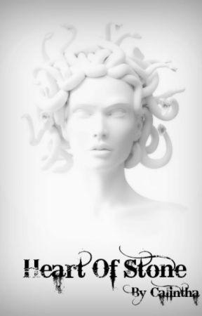 Heart Of Stone - Male!Medusa by Calintha