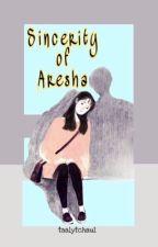 Sincerity of Aresha by taalytchaul