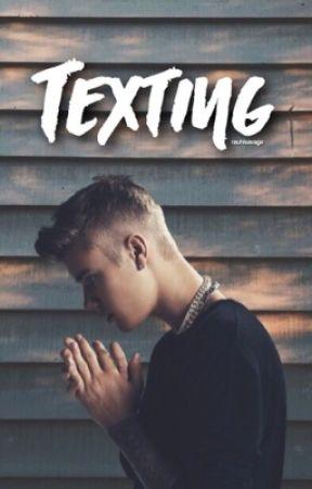 texting [jb] by rauhlsavage