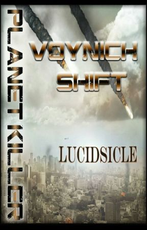 Voynich Shift - Planet Killer by lucidsicle