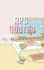 rpg quotes by Alexanderbubbles