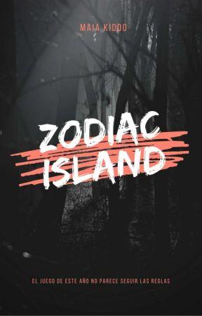 ZODIAC ISLAND by _skyyline
