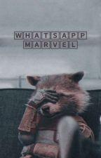 Los vengadores .... en whatsApp? by AikoZoeRomanoff