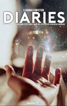 Diaries 「Garmau」 by SkyStormer_