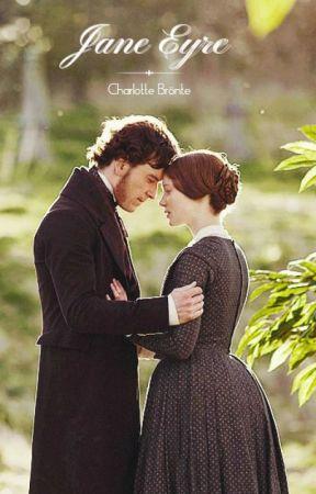 Jane Eyre - Charlotte Brönte by yanu_mdp95