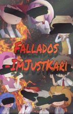 Fallados [FnafHs Boys] by -ImJustKari