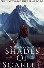 Shades Of Scarlet (Book #3 In The Storm Series) by GracieSchmidt
