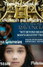 H.S.W.W •The Next Generation: Melusina Riddle by RKStewarttson27