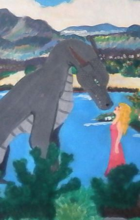 De princesas y dragones by MekareFeval