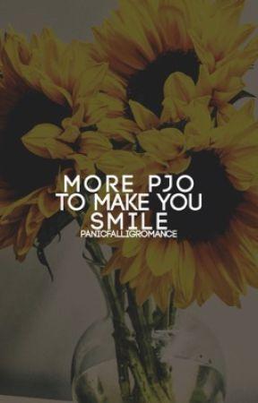 More PJO To Make You Smile by PanicFallingRomance