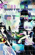 Shiota Nagisa y tu |Todo Por Un Jugo Y Un tropiezo|  by louiseshinohara8