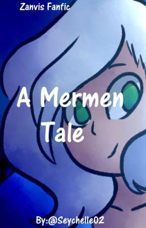 A Mermen Tale (Zanvis AU) by TRASHARTWORK