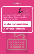texto automático by lavidadehoracio