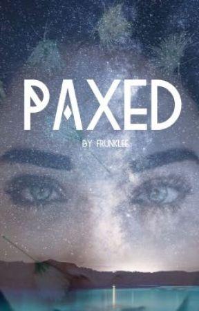 Paxed|Wattys2017| by strawberrybird549