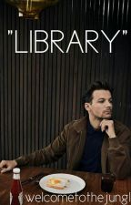 """""""LIBRARY."""" by welcometothejunglle"""