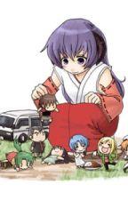 Shrunken friends (higurashi) by csjacob0407