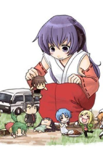 Shrunken friends (higurashi)