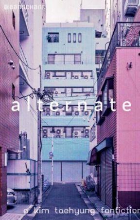 alternate. by _zenpai