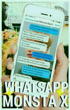 WhatsApp «MONSTA X y TU»  [ 2 ]  by GUCCITae12