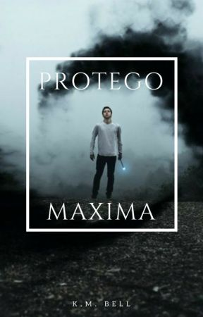 Protego Maxima | HP X Avengers| by kmbell92