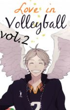 Love In Volleyball    Sugawara Koushi X Reader - vol.2 by _Zakochana_