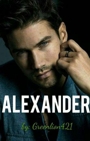 Alexander by Greenlion421