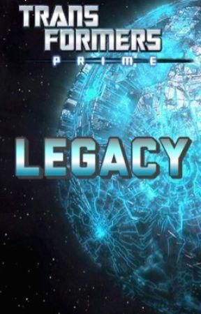 Transformers Prime: LEGACY by Mei_WritingBeanz3