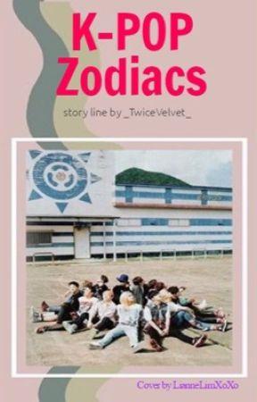 K-Pop Zodiacs by _TwiceVelvet_