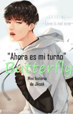 Butterfly (3° Libro especial ) JIMIN BTS by suzyminfeijia