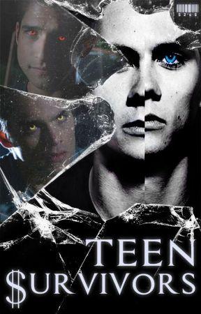 Teen Survivors by twstorylover