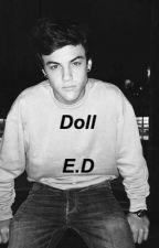 Doll// E.D by PeanutButterDolans
