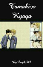 Tamaki x Kyoya by Cecy41829