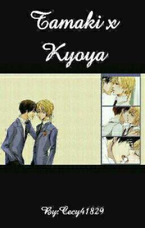 Tamaki x Kyoya by Cecrele737