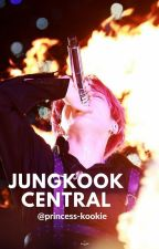 《 jungkook central 》-  j.jk x bts by princess-kookie