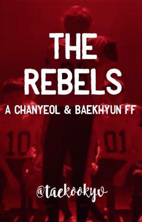The Rebels  by taekookyv