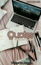 Quotes by Klmnyz_