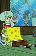 Spongebob Smut by fikklehoe