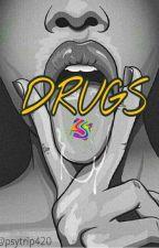 DROGAS by NefelibataDesidia
