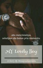 My Lovely Boy. by anna_clara2